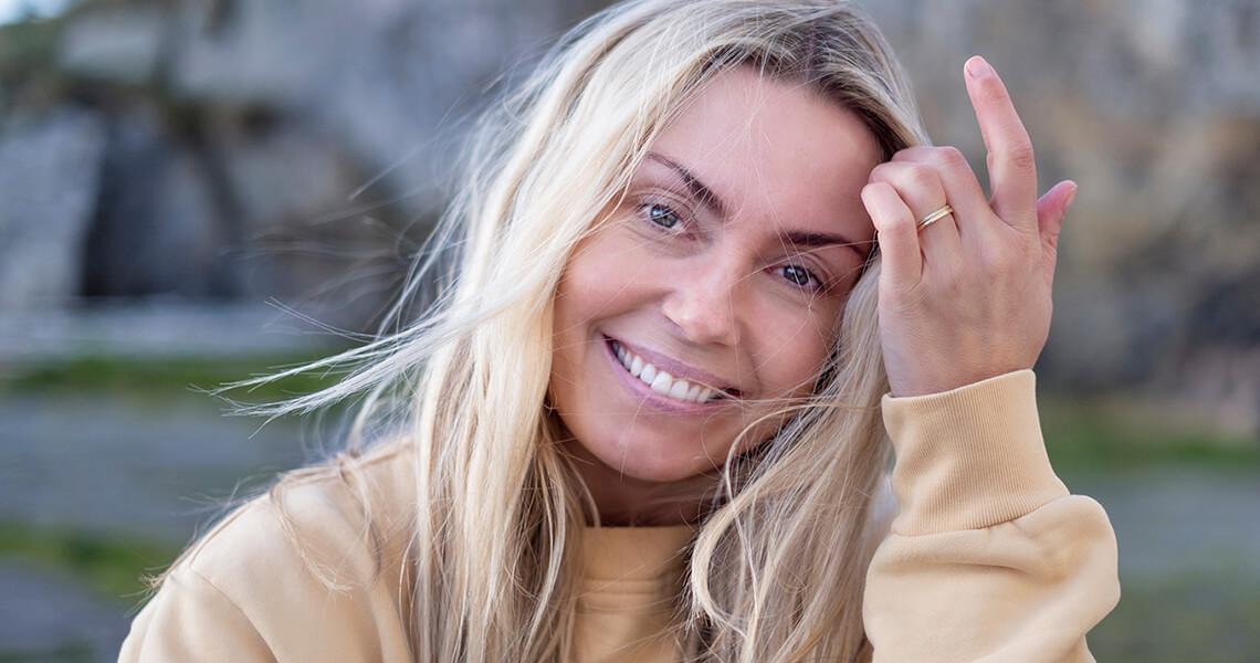 Katrine's collagen results